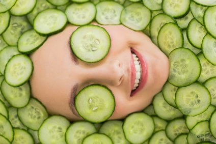 Homemade-Cucumber-Face-Mask